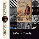Gulliver's Travels Audiobook by Jonathan Swift Narrated by Lizzie Driver