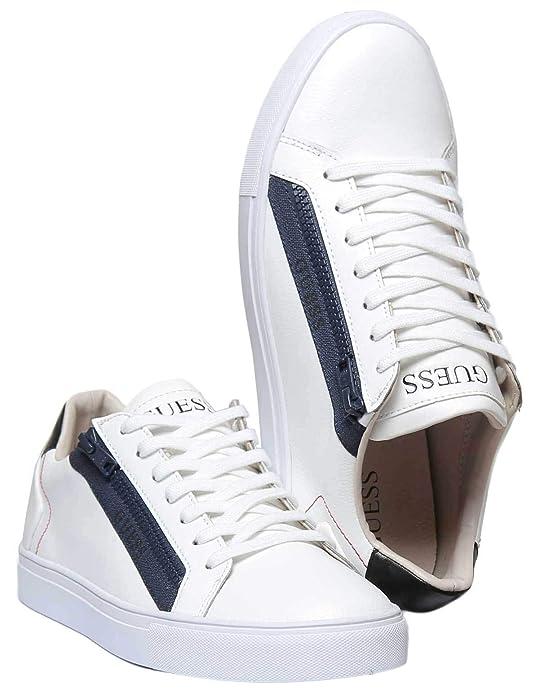 Guess Sneakers Uomo MOD. FM5LLO BiancoBlu