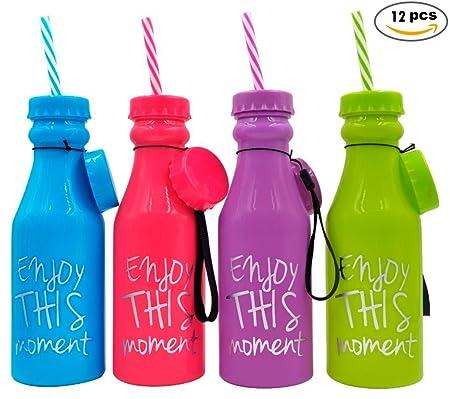 Lote de 12 Botellas Pvc