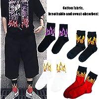 Calcetines De Llama, Calcetines Coloridos con Diseños Divertidos