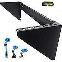 JINGCHENGMEI 3U 150 lbs Gewicht Capaciteit Heavy Duty 19 Inches Staal Verticale Patch Panel Montage Beugel voor…