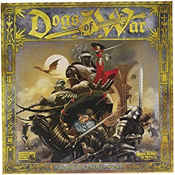 Dogs of War: Core Board Game
