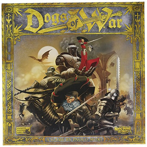 Dogs War Core Board Game product image