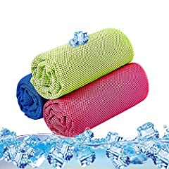 Cooling Towel Pack of 3