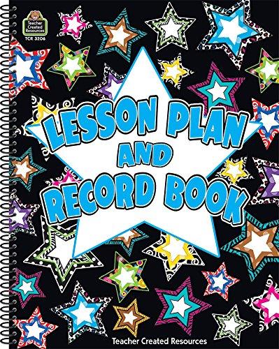 (Fancy Stars Lesson Plan & Record Book)