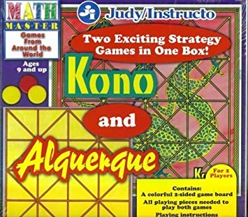 Kono And Alquerque Amazon Es Juguetes Y Juegos