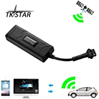 GPS Tracker, TKSTAR Auto LKW Fahrzeug Echtzeit GPS Tracker Anti-Diebstahl GPS Ortung Mini GSM GPRS SIM GPS location GPS Outdoor Navigation mit APP