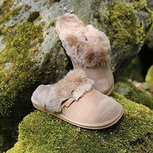 Pantofole Der fellmann Pantofole Beige Der fellmann Donna r4qqwIxda