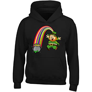 ec266100 Image Unavailable. Image not available for. Color: BADASS REPUBLIC Funny  Leprechaun ST Patricks Day Parade Gift For Men Woman ...
