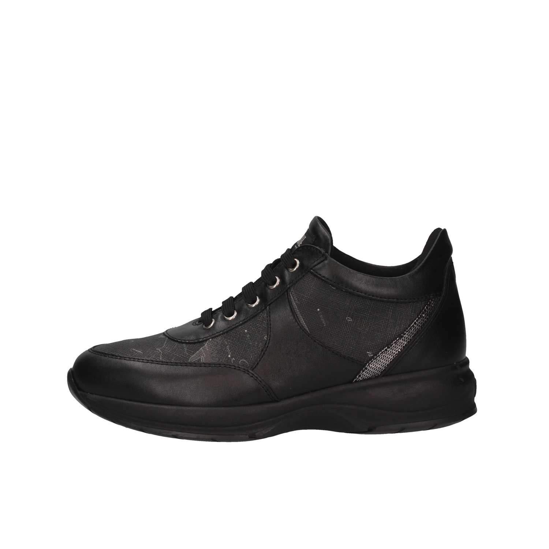 Alviero Martini 1 Classe 9810/500B 0001 Zapatillas Mujer 40 EU|Negro