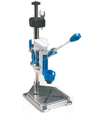 Dremel 3-in-1 Workstation, Drill Press, Rotary Tool Holder, and Flex-Shaft Tool Stand