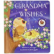 Grandma Wishes: Children's Board Book (Love You Always)