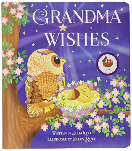 (Grandma Wishes: Children's Board Book (Love You Always))