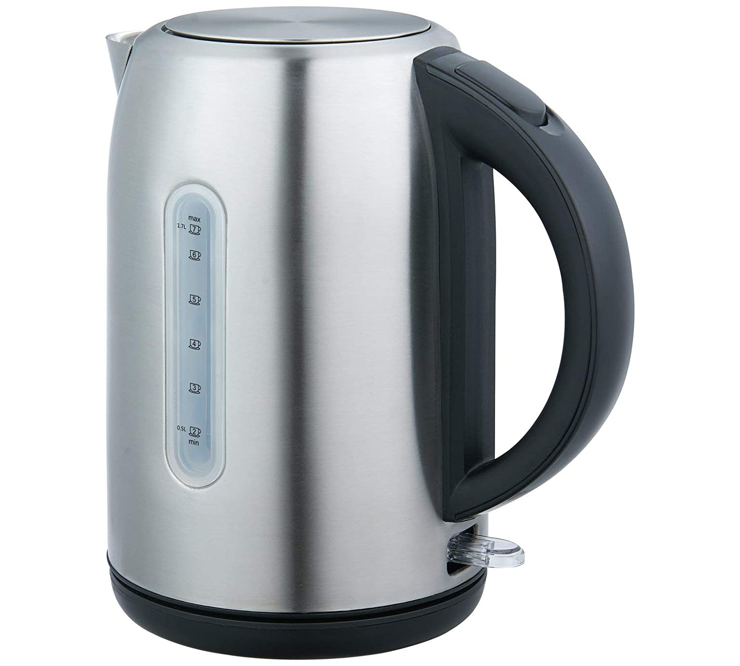 Cookworks 2 2kw 1 7l Cordless Jug Boil Dry Protection Kettle Grey Home Kitchen Small Kitchen Appliances