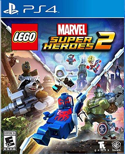 LEGO Marvel Superheroes 2 - PlayStation 4 from Warner Home Video - Games