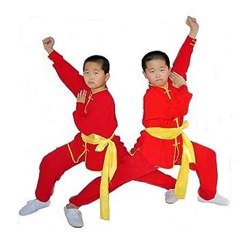 ZooBoo Kids' & Adult Wushu Costume Chinese Traditional