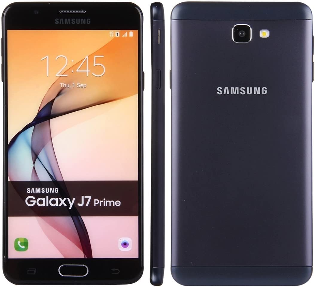 SAMSUNG GALAXY J7 PRIME G610F DUALSIM,32GB,3GB,13MP,COLOR NEGRO ...