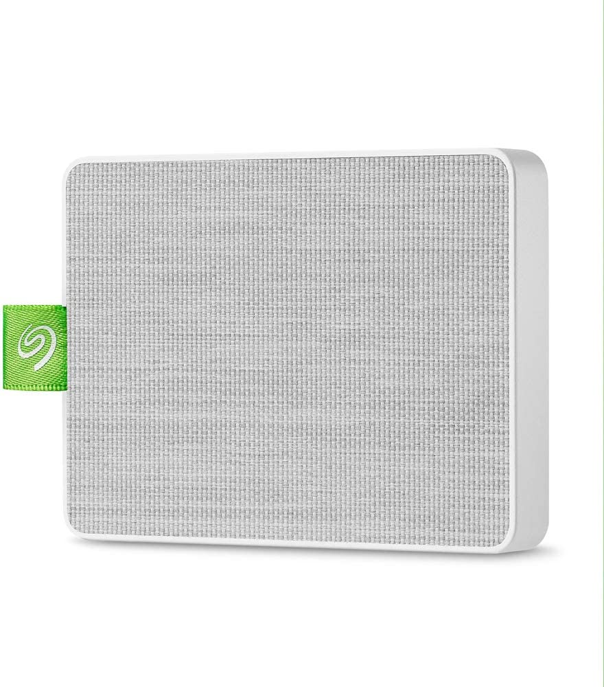 Seagate Ultra Touch SSD, 1 TB, Portable External SSD, 2.5