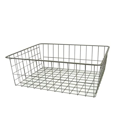 Charmant ClosetMaid 17 In. Nickel Ventilated Wire Drawer