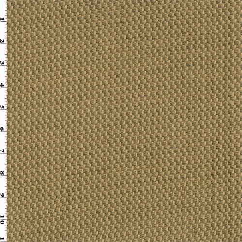 - Brown/Beige Designer Rattan Woven Home Decorating Fabric, Fabric by The Yard