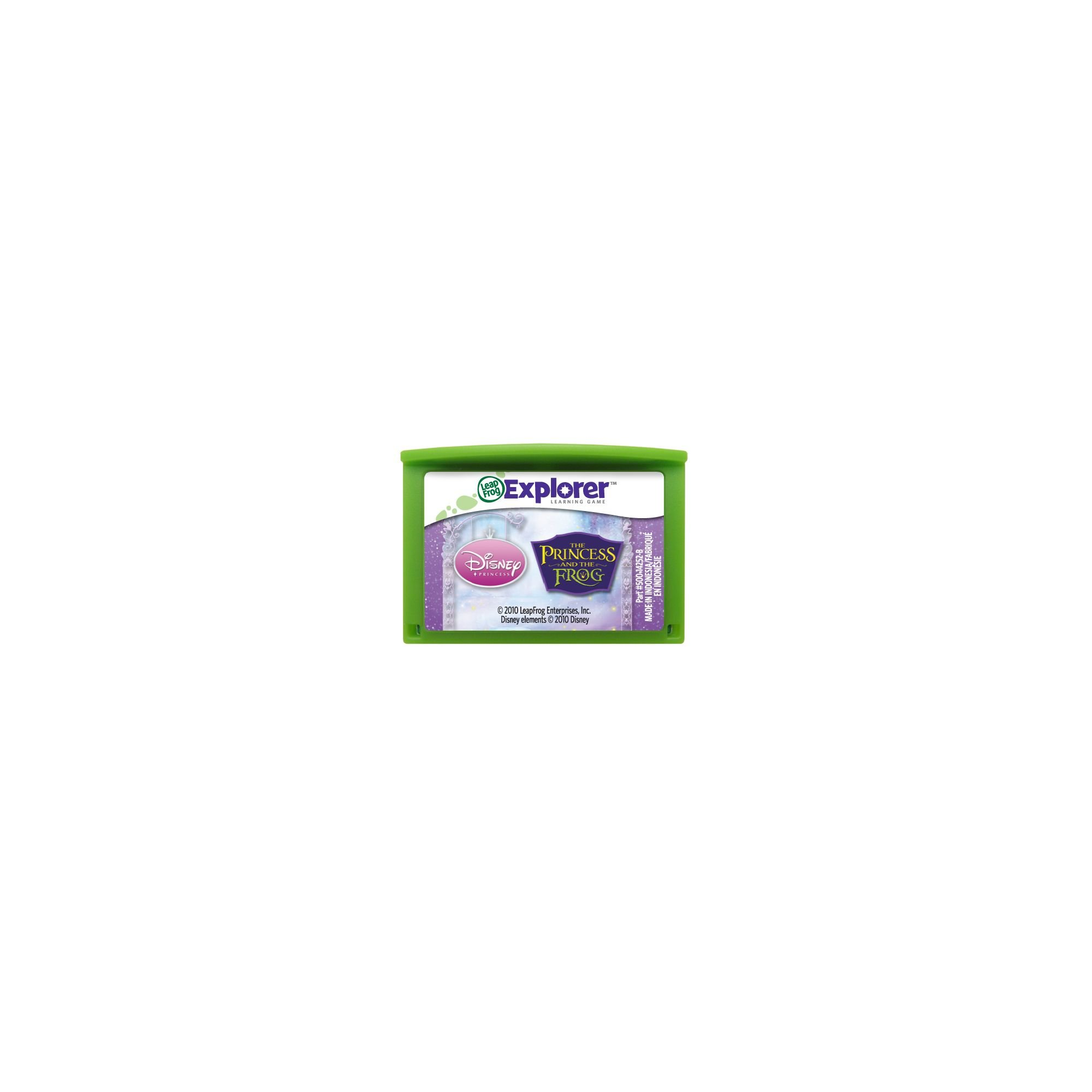 LeapFrog Explorer Disney The Princess and The Frog Learning Game by LeapFrog (Image #3)