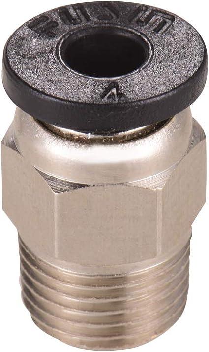 Aibecy PC4-M10 Push Fitting PC4-M10 Pneumatischer Anschluss für Ender 3 CR-10