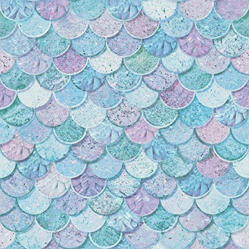 Arthouse Mermazing Scales Wallpaper