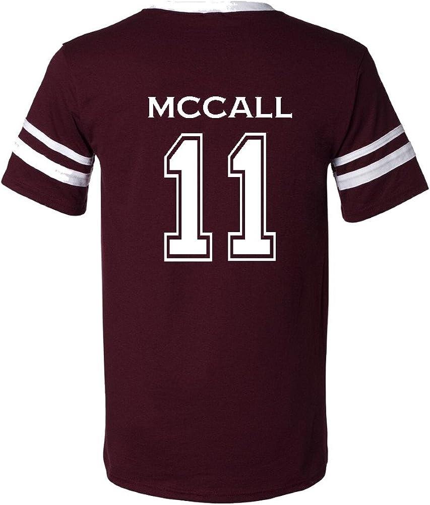 T Shirt Maglia Uomo Donna Teen Wolf Beacon Hills Lacrosse Scott MCcall 11