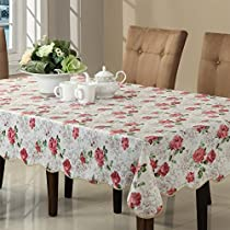 Ennas Cz017 Flannel Backed Vinyl Picnic Tablecloth Waterproof Oblong(rectangle) (60-Inch by 90-Inch oblong(rectangle))