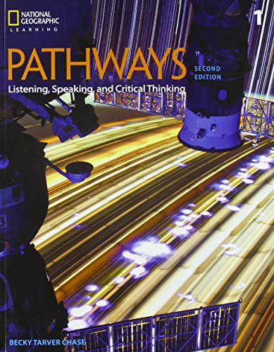 Bundle: Pathways: Listening, Speaking, and Critical Thinking 1, 2nd Student Edition + Online Workbook (1-year access)