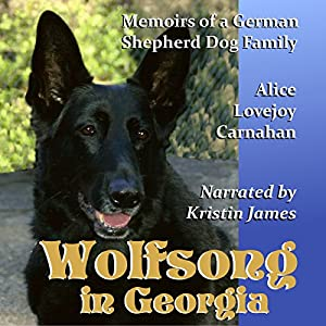 Wolfsong in Georgia Audiobook