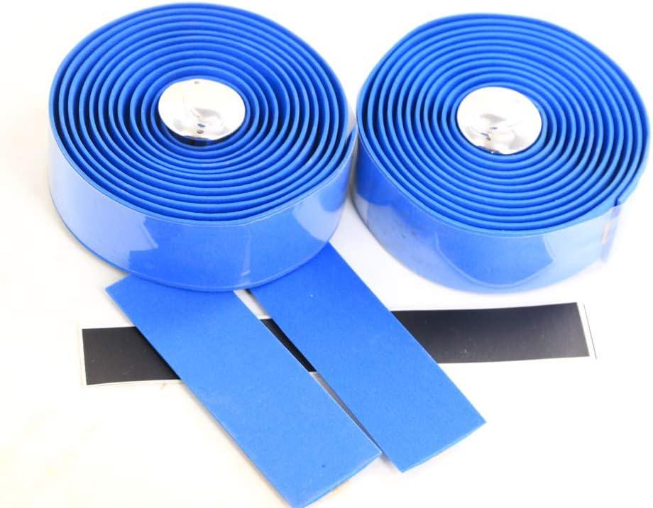 Velo Cork Handlebar Tape Blue