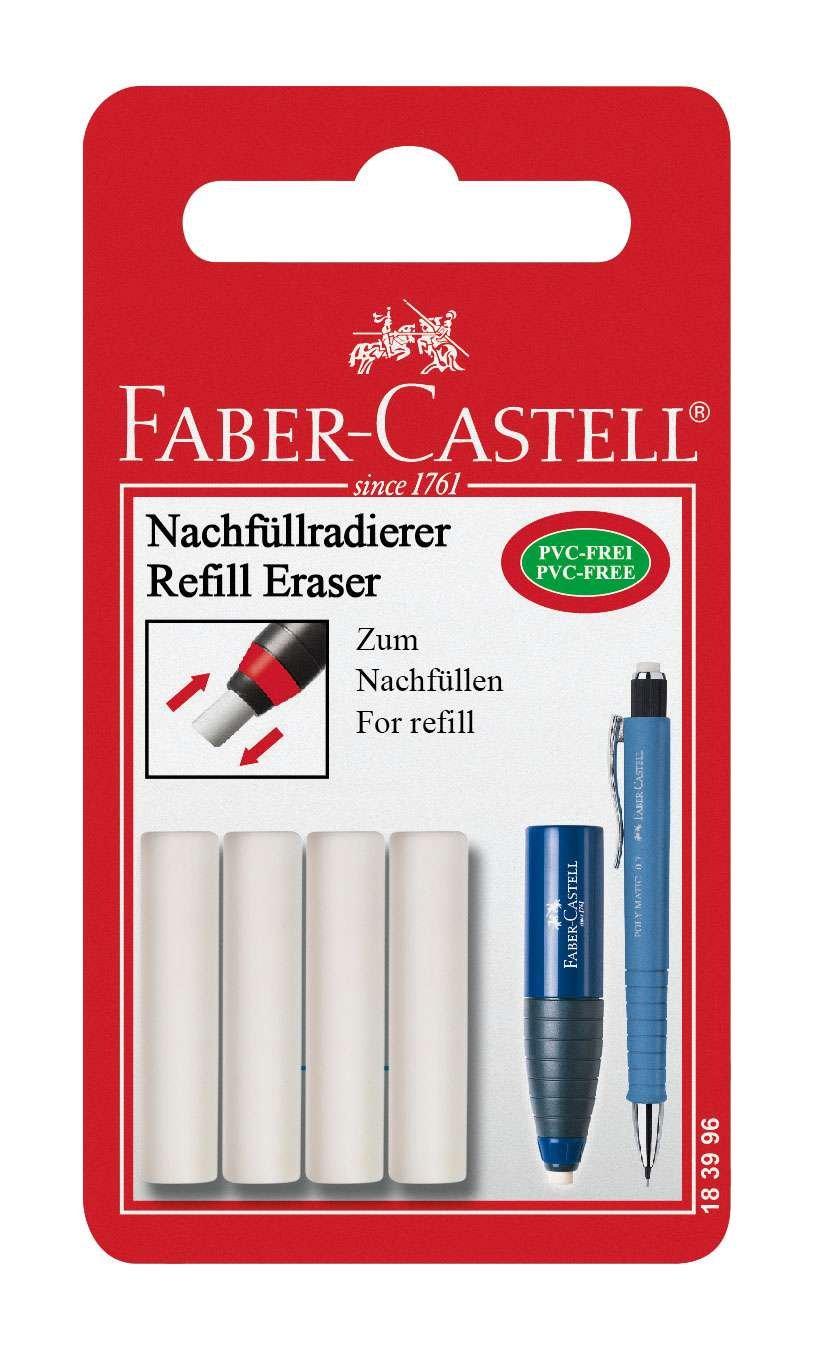 Faber Castell 183996/gomma gomma di ricambio per matita