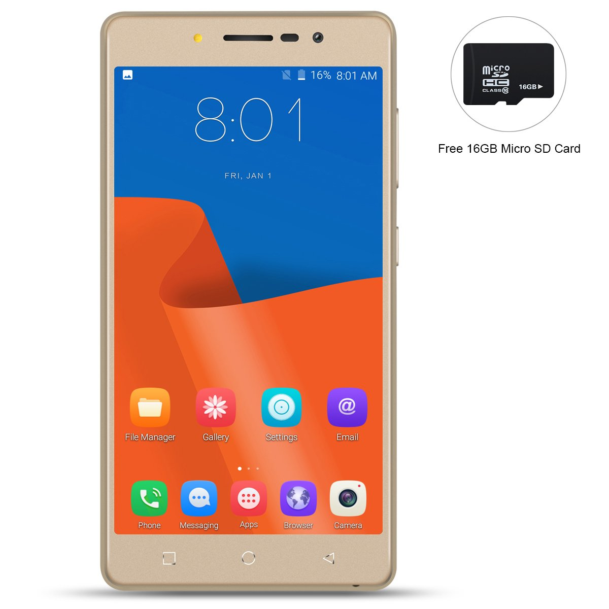 kivors 7 0 4G 5 0 Inch Android Smartphone Unlocked Quad