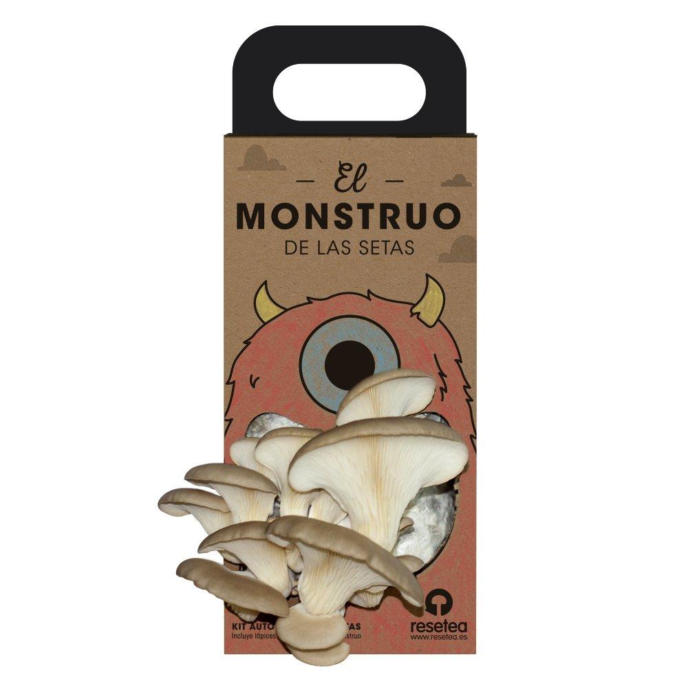 El Monstruo de las setas de Resetea: Amazon.es: Jardín