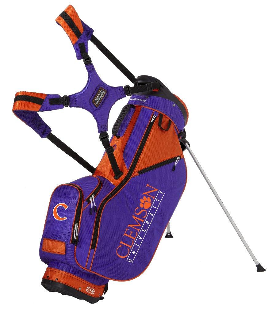 Sun Mountain 2015 Collegiate Licensed Three 5 Men's Golf Carry Bag (Clemson) by Sun Mountain (Image #1)