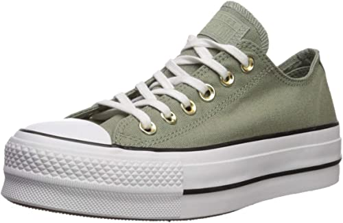 Converse Women's Chuck Taylor All Star Lift Seasonal Canvas Sneaker