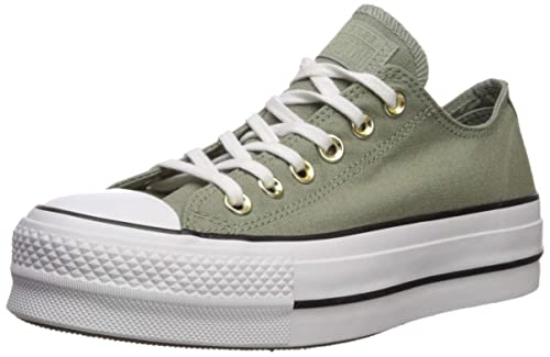 converse scarpe verdi