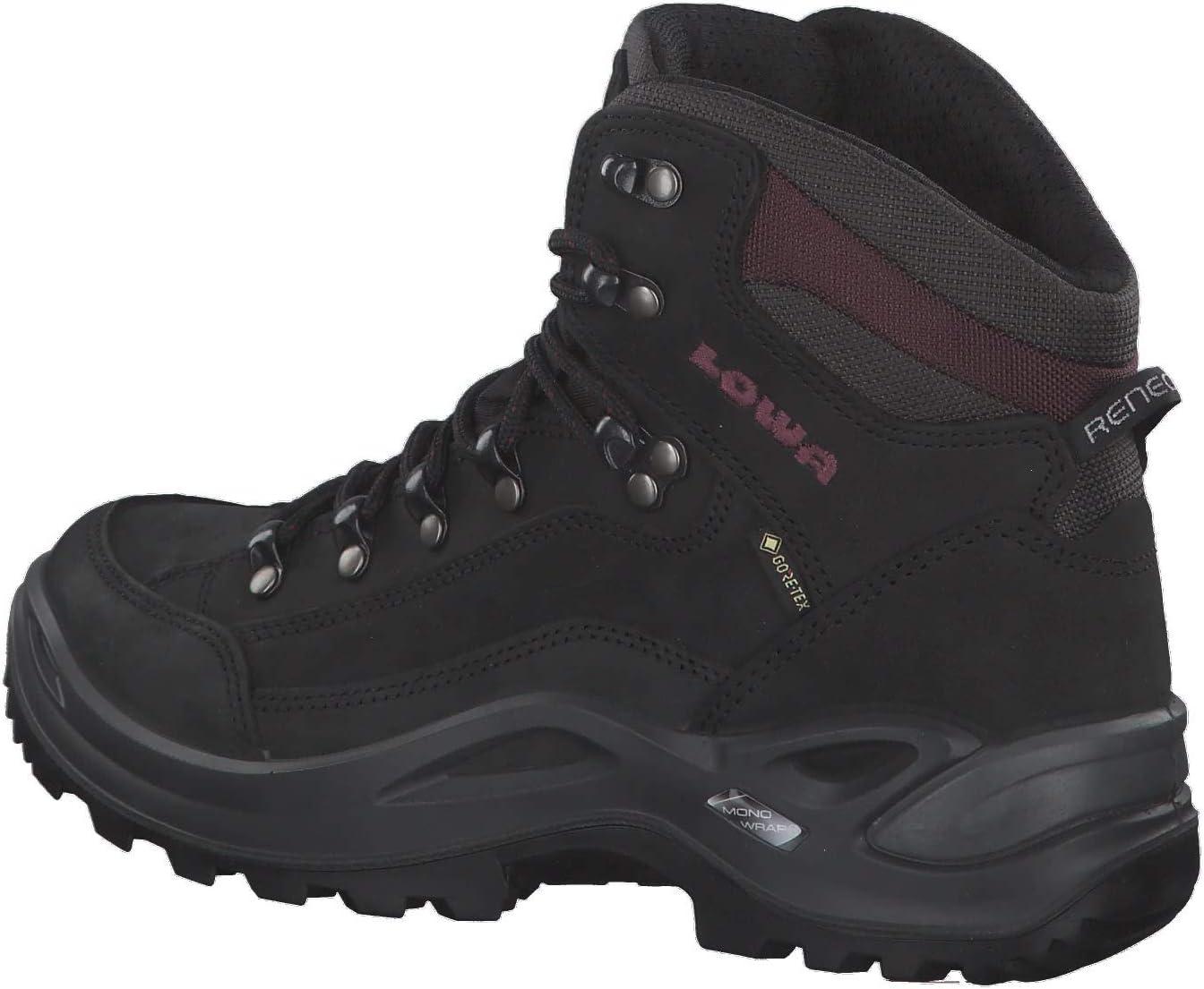 Lowa Renegade GTX Mid WS Chaussures de Montagne pour Femme