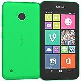 "Nokia - Lumia 530 Smartphone Movistar Libero Windows Phone (schermo da 4 "", fotocamera da 5 MP, 4 GB, 1,2 GHz, 512 MB di RAM), Verde"