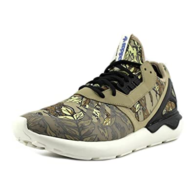 adidas Tubular Runner Mens In Hemp/Black (Hawaiian Camo), 9.5
