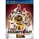 2013 NBA Championship: Highlights (Blu-ray / DVD Combo)