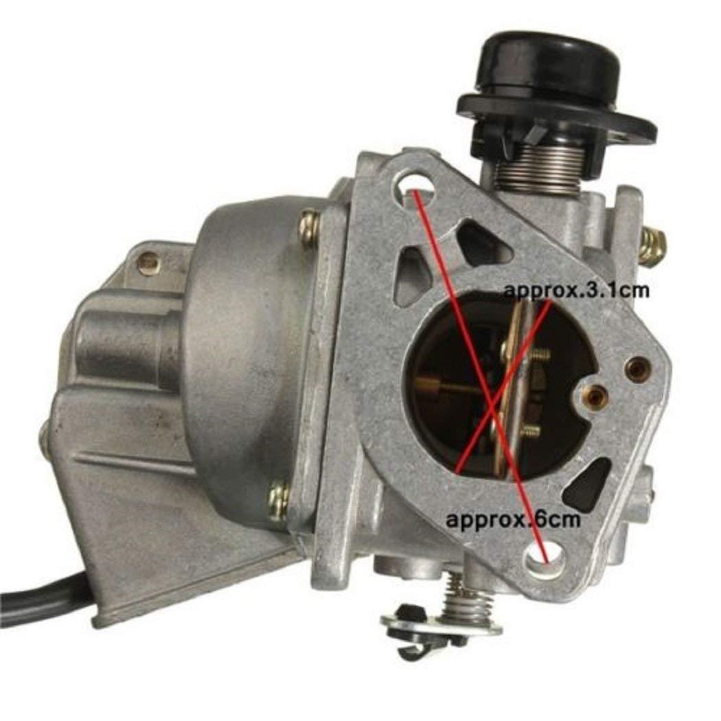 NEW 1L Carburetor Carb FITS Honda GX610 18 HP /& GX620 20 HP V Twin Carburetor