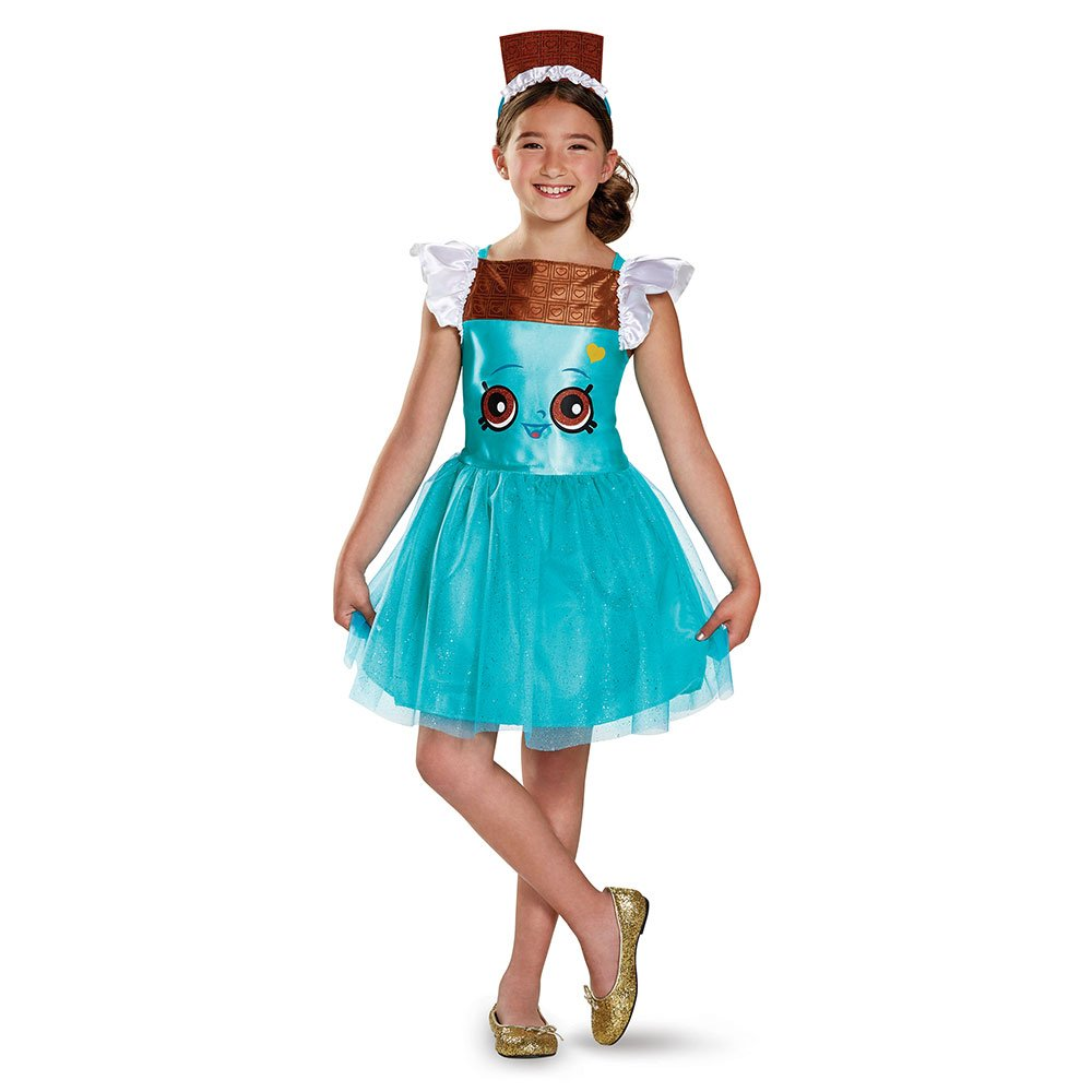 Cheeky Chocolate Classic Shopkins Costume