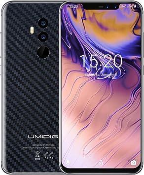 UMIDIGI Z2 Smartphone Libre Dual 4G Volte Smartphones con Bandas ...