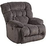 Catnapper Power Lay Flat Recliner in Cobblestone