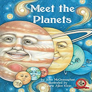 Meet the Planets Audiobook