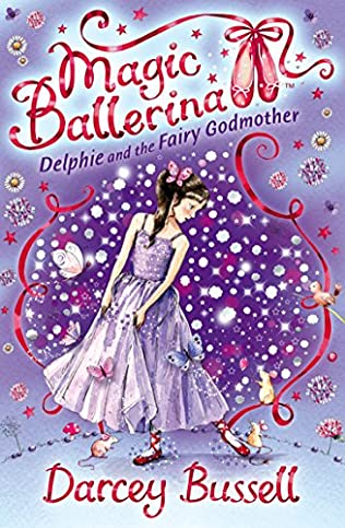 book cover of Delphie and the Fairy Godmother