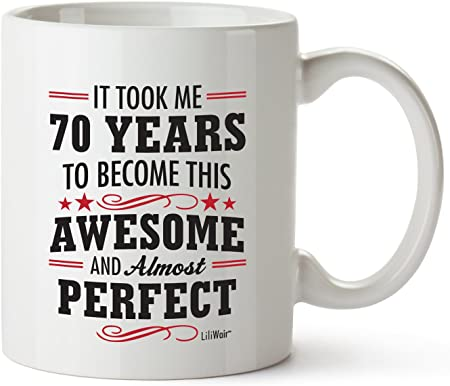70th birthday mug knob funny mug men//women//funny//rude//present//gift//rude mug
