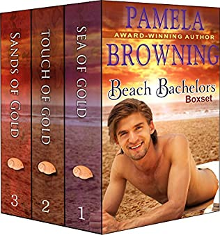book cover of The Beach Bachelors Boxset